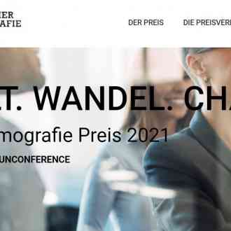 Deutscher Demografie Preis 2021